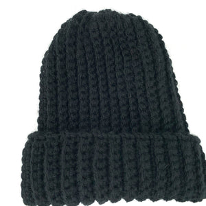 Black Beanie Hat - New Origin Shop LLC