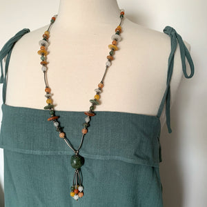 Warm Tone Necklace - New Origin Shop