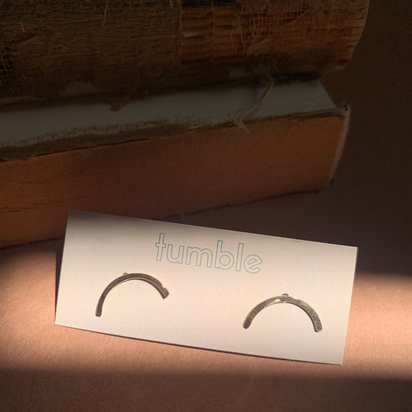 Arch Studs-Gold Filled - New Origin Shop
