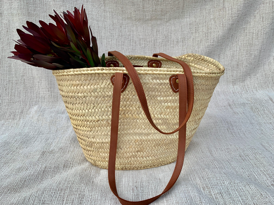 Long Handle French Basket - New Origin Shop