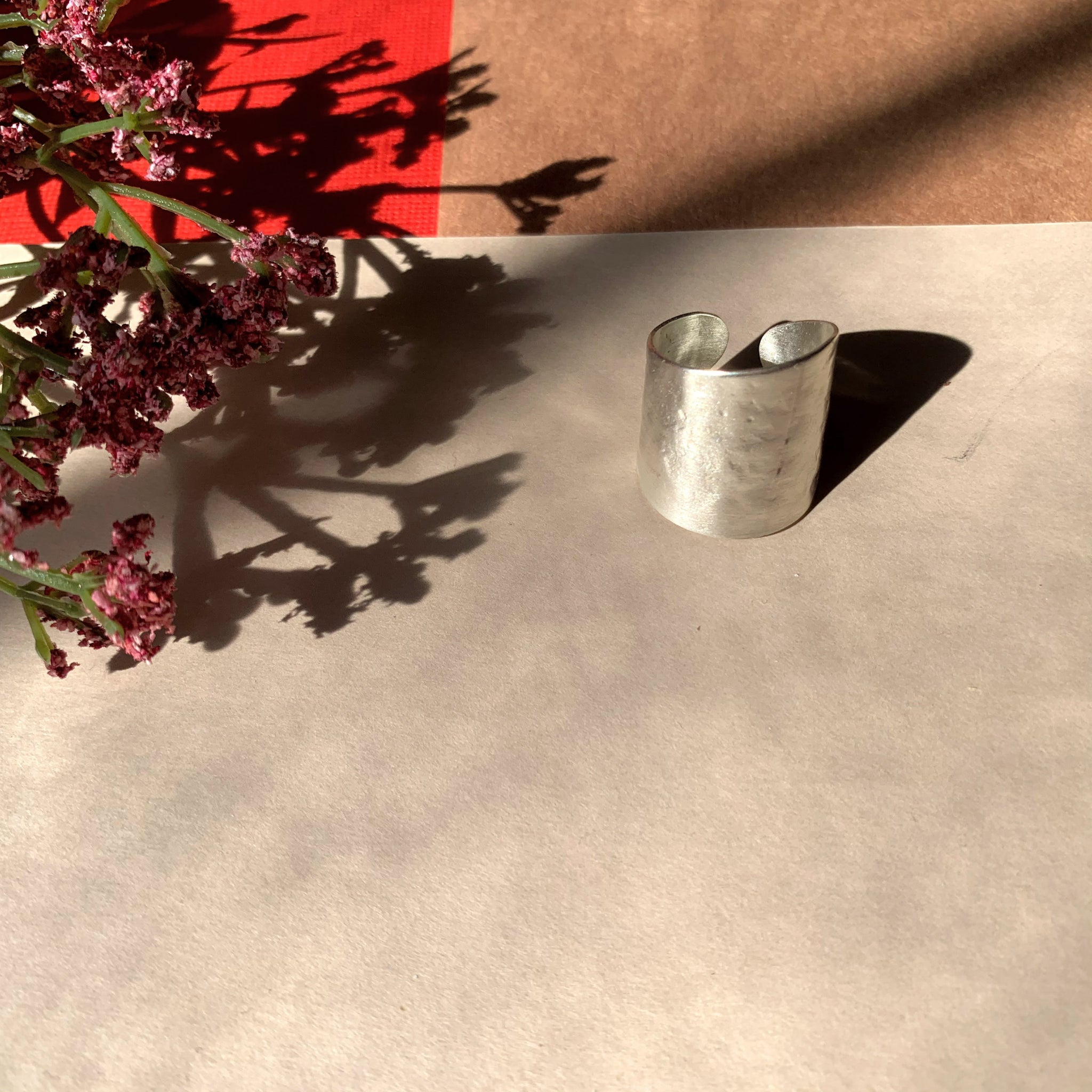 Silver Ring - New Origin Shop