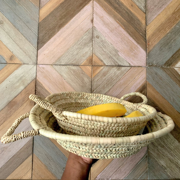 Woven Plate - New Origin Shop LLC