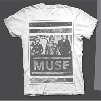 Muse | Photo Block T-Shirt
