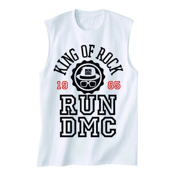 Run Dmc | King Of Rock Muscle Tank