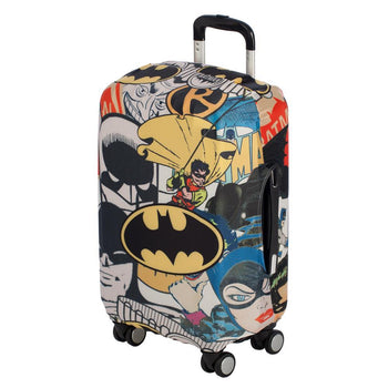DC Comics Luggage Cover Batman Luggage Cover DC Comics Accessories DC Comics Gift