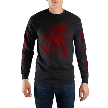 Flash Men's Long Sleeve T-Shirt