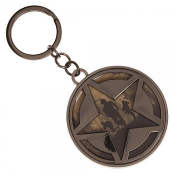 Call Of Duty WWII Keychain
