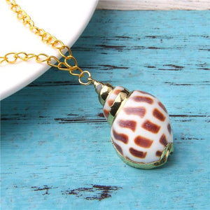 Tower Shell Necklace I.