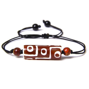 Nature Gemstone Bead Bracelet V.