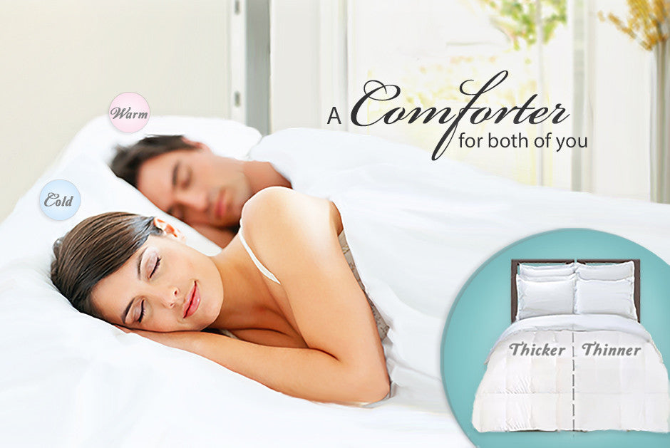 Twovet Couples Comforter - original