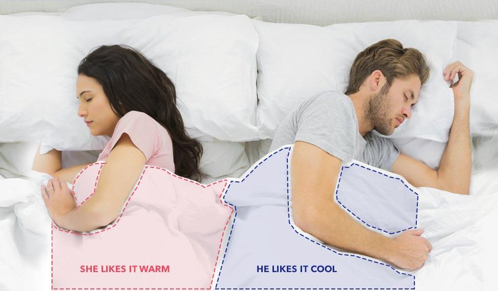 Twovet Couples Comforter