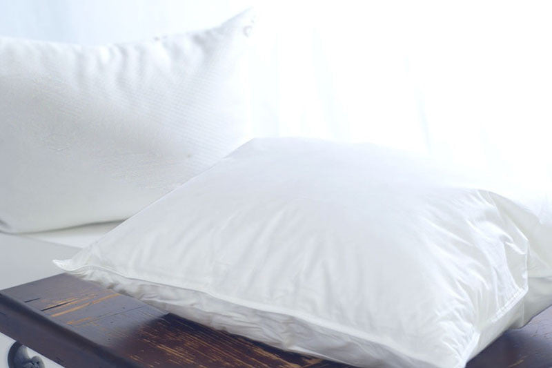 Luxury Goose Feather / Down Pillow