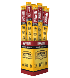 Heritage Meat Sticks | Pepperoni