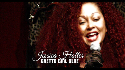 Jessica Holter Ghetto Girl Blue