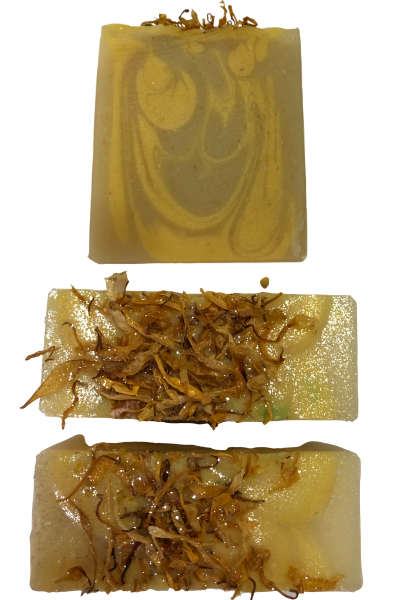 White Tea & Ginger Handmade Vegan Soap