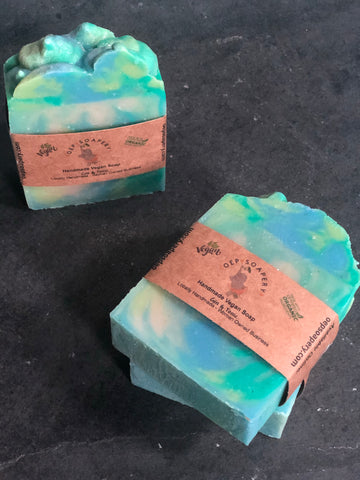 Gin & Tonic Handmade Vegan Soap