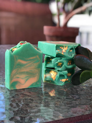 Jade: Fortunate Karma Handmade Vegan Soap
