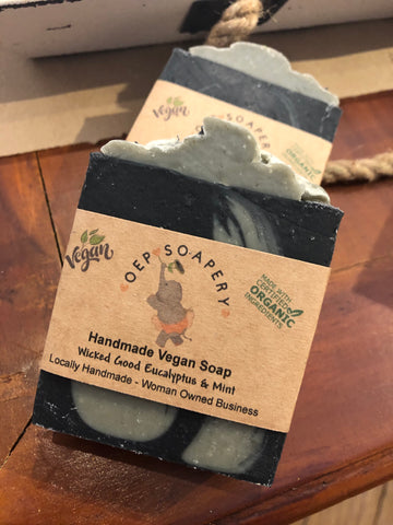 Wicked Good Handmade Vegan Soap