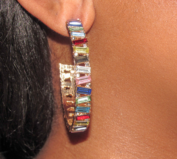 Allure Hoop Earrings