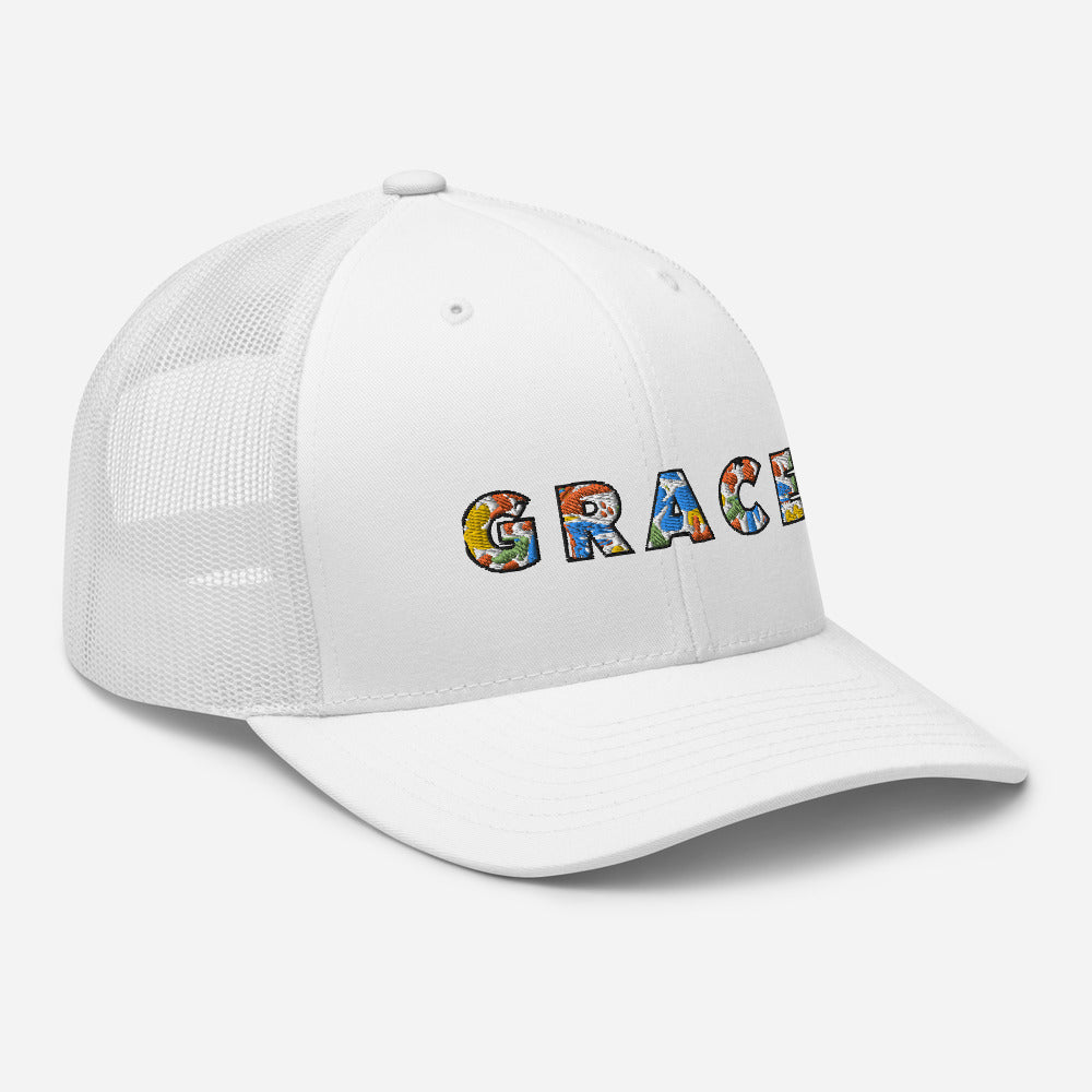 Grace Trucker Cap