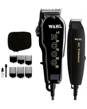 WAHL MAQ.ESSENTIALS CLIPPER Y TRIMMER MOD.8329-300 - El Palacio De La Belleza