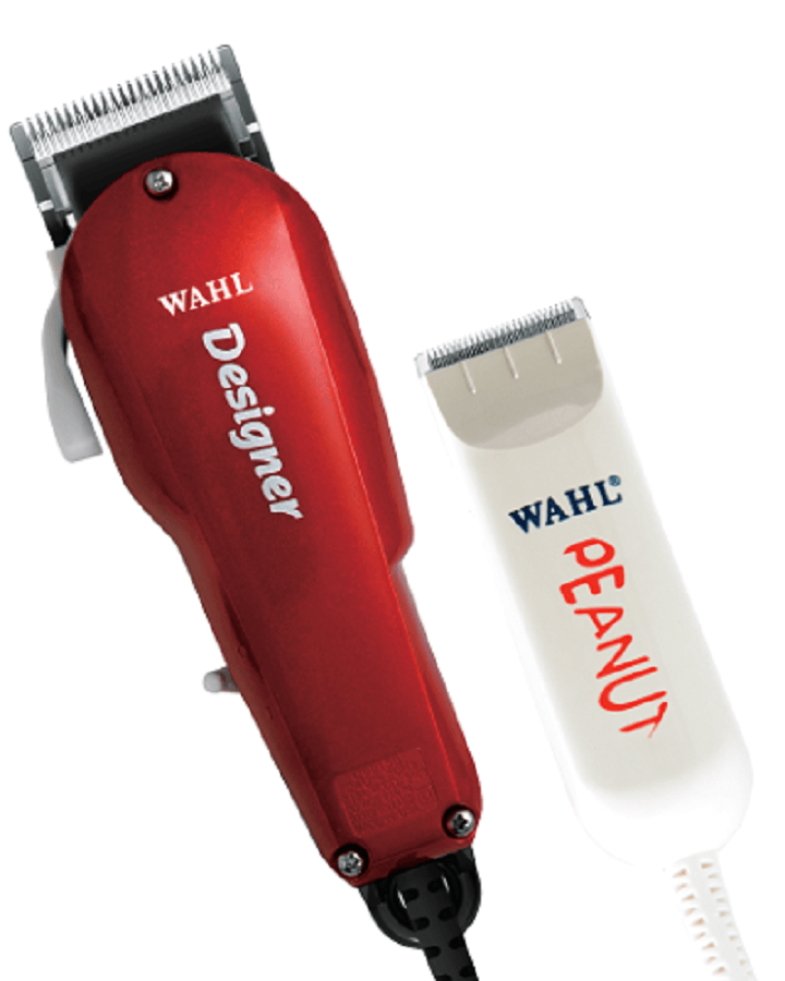 WAHL MAQUINA ALL STAR COMBO CLIPPER VINO/ TRIMMER BLANCO MOD. 8359-008
