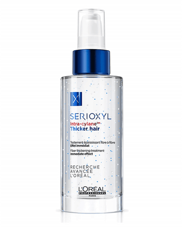 LP LOREAL SERIOXYL THICKER HAIR 90 ML.