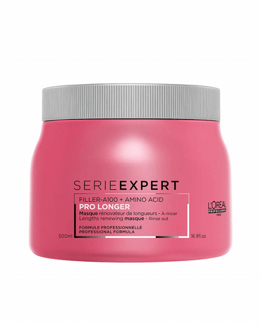 LP LOREAL SERIE EXPERT PRO LONGER MASCARILLA 500 ML.
