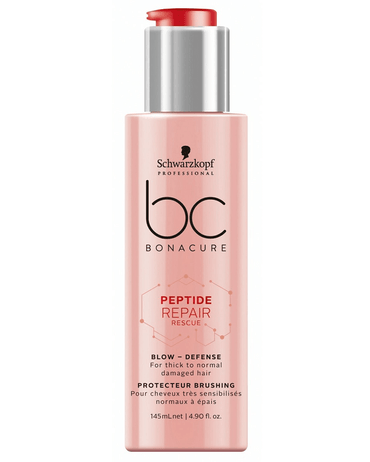 SCHWARZKOPF BC NUEVO REPAIR RESCUE BLOW DEFENSE 145 ML.