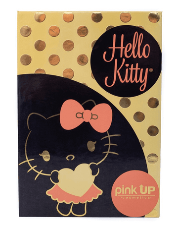 PINK UP PALETA DORADA HELLO KITTY PKP39