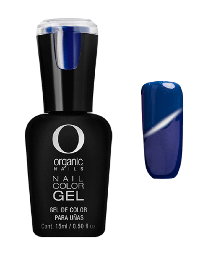 ORGANIC COLOR GEL 15 ML. 086 TEMP COBALT