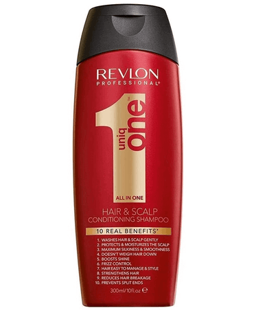 REVLON UNIQ ONE ALL IN ONE SHAMPOO 300 ML.