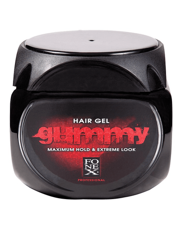GUMMY HAIR GEL MAXIMUM HOLD & EXTREME LOOK 500 ML. - El Palacio De La Belleza