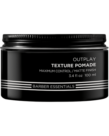 REDKEN BREWS OUTPLAY TEXTURE POMADE 100 ML. - El Palacio De La Belleza