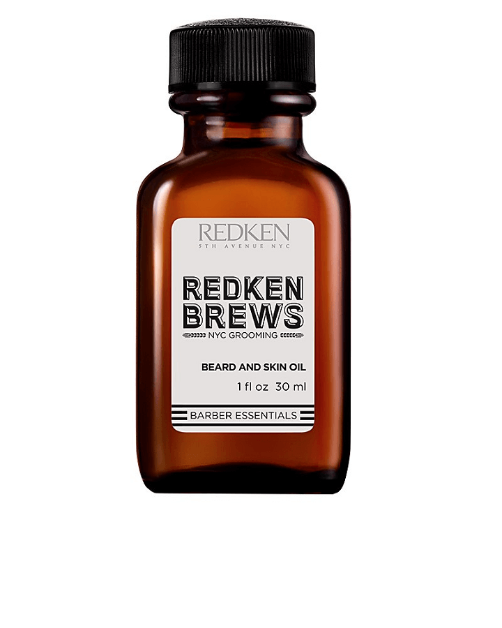 REDKEN BREWS BEARD AND SKIN OIL 30 ML. - El Palacio De La Belleza