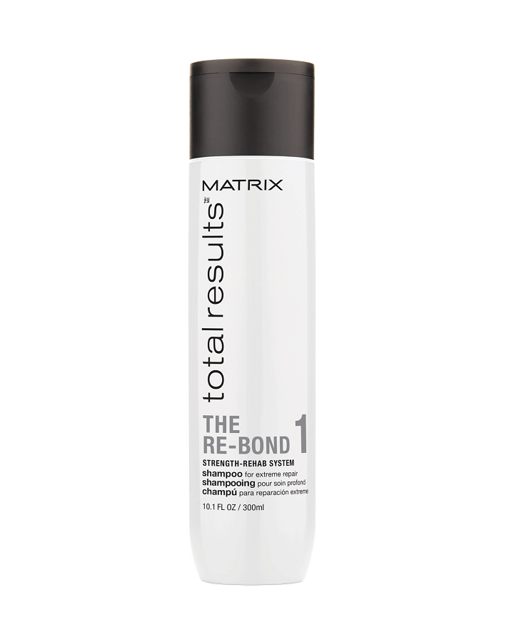 MATRIX TOTAL RESULTS THE RE-BOND 1 SHAMPOO 300 ML. - El Palacio De La Belleza