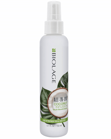 MATRIX BIOLAGE COCONUT INFUSION ALL-IN-ONE 150 ML.
