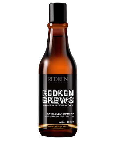 REDKEN BREWS EXTRA CLEAN SHAMPOO 300 ML.