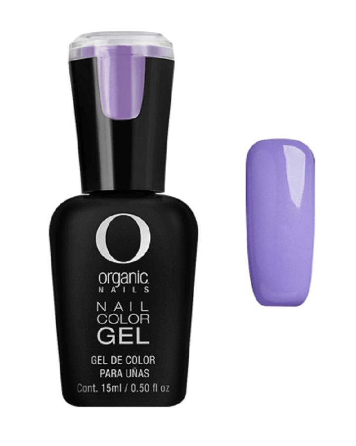 ORGANIC COLOR GEL 15 ML. 012 ICE LILAC