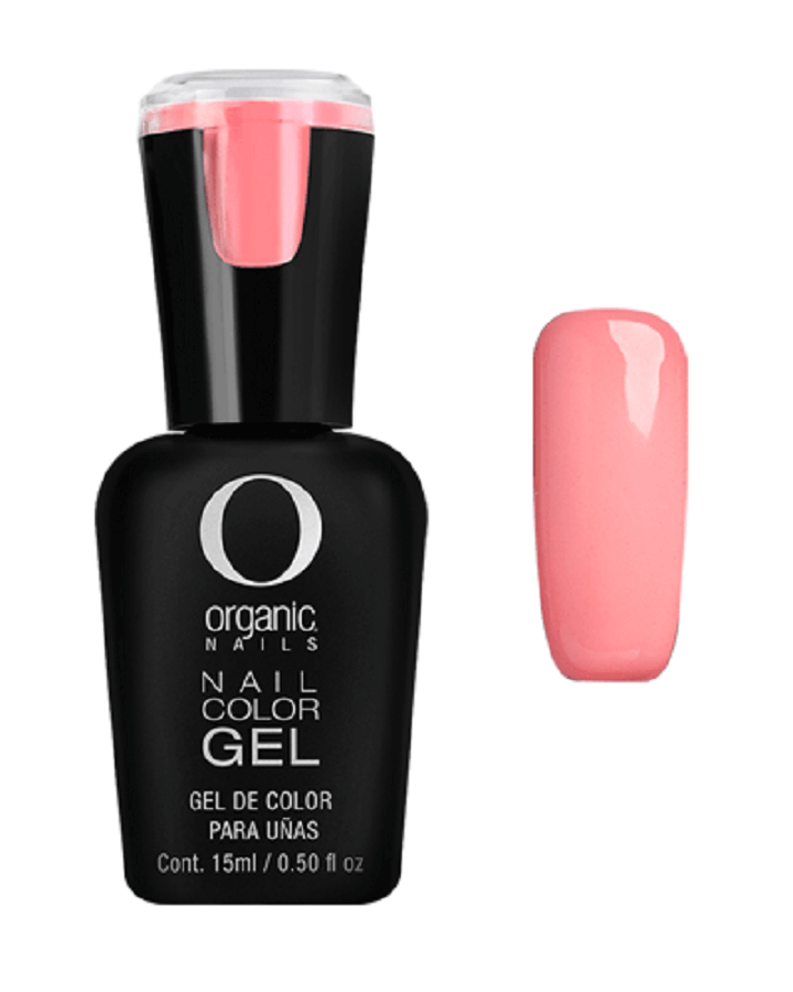 ORGANIC COLOR GEL 15 ML. 014 ICE PINK