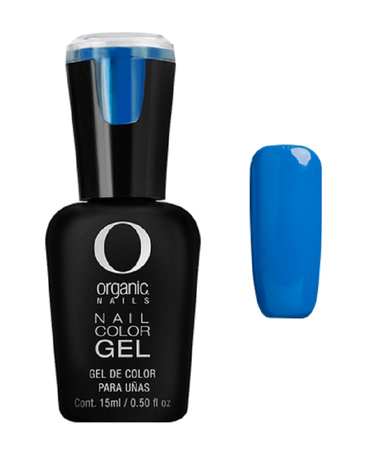 ORGANIC COLOR GEL 15 ML. 023 SAILOR BLUE