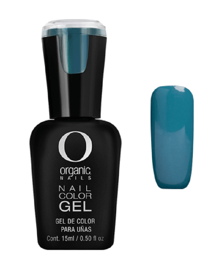 ORGANIC COLOR GEL 15 ML. 042 IMPERIAL BLUE