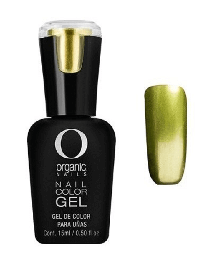 ORGANIC COLOR GEL 15 ML. 052 IRON GREEN