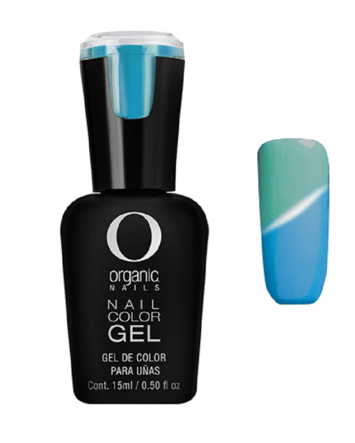 ORGANIC COLOR GEL 15 ML. 081 TEMPBLUE