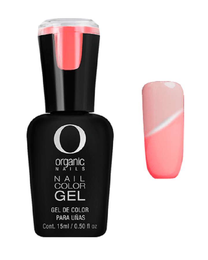ORGANIC COLOR GEL 15 ML. 084 TEMPPINK