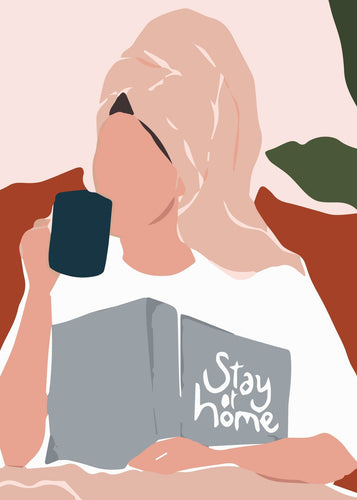 Stay At Home | #zuHausebleiben - Myth Of Asia