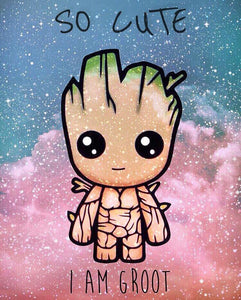 I Am Groot - Myth Of Asia