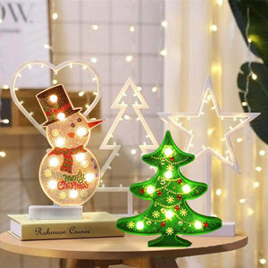 Weihnachts LED Lampen | 2 Sorten - Myth Of Asia