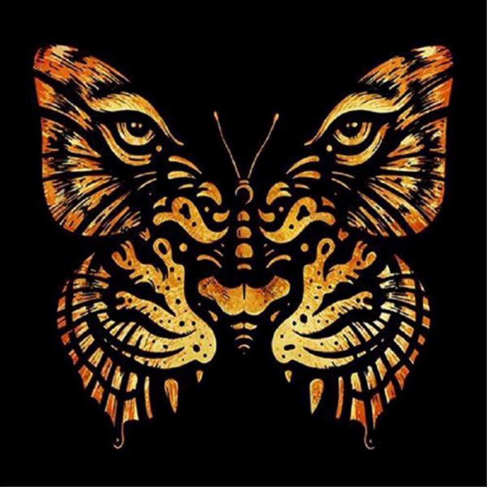 Schmetterling - Tiger - Myth Of Asia