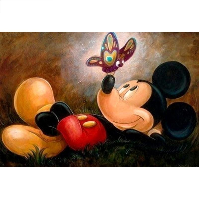 Mickey Mouse | Diamond Painting - Myth Of Asia
